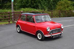 1966 Mini Cooper