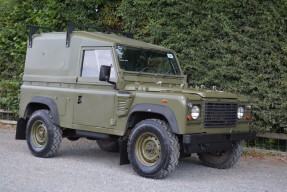 1998 Land Rover Wolf