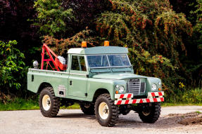 c. 1976 Land Rover Series III