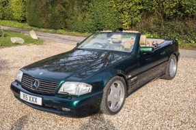 1998 Mercedes-Benz SL 280