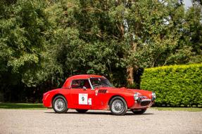 1959 Austin-Healey Bonneville Sebring Sprite