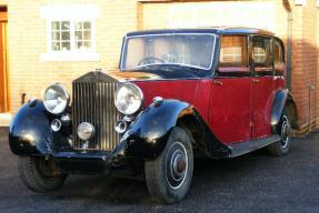 1937 Rolls-Royce Wraith