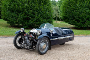 1938 Morgan 3 Wheeler