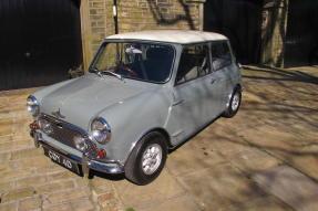 1964 Morris Mini Cooper