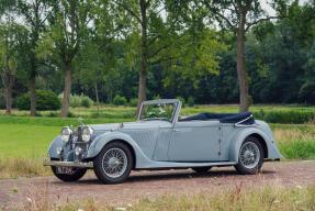 1937 Alvis 4.3 Litre