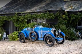1924 Amilcar CGS