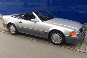1989 Mercedes-Benz 500 SL
