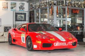 2003 Ferrari 360 Modena Challenge