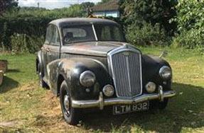 1953 Wolseley 6/80