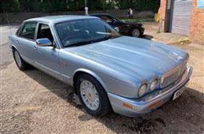 1995 Daimler Double Six