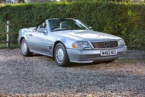 1995 Mercedes-Benz SL 500