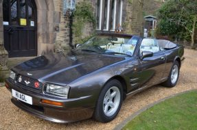 1993 Aston Martin Virage
