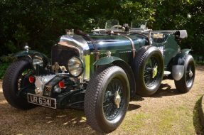 1953 Bentley 4½ Litre