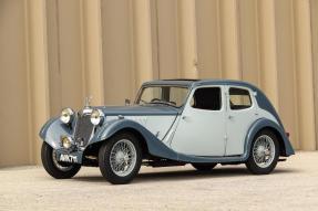 1935 Riley Kestrel