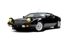 1979 De Tomaso Pantera GTS