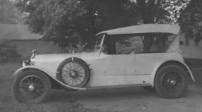 1921 Sunbeam 24/70