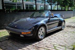 1988 Porsche 911 Turbo Slant Nose Cabriolet