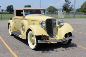 1934 Lincoln Type 523