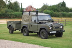 1999 Land Rover Wolf