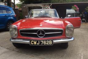 1964 Mercedes-Benz 230 SL