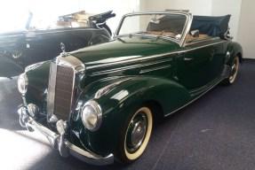 1951 Mercedes-Benz 220 Cabriolet A