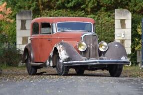 1936 Panhard et Levassor X73