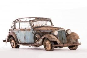 c. 1936 Audi Front
