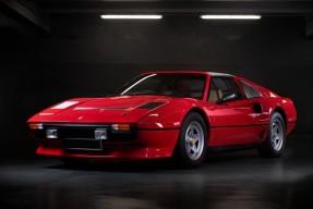1984 Ferrari 208 GTS Turbo