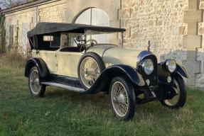 1922 Rolland-Pilain Type R