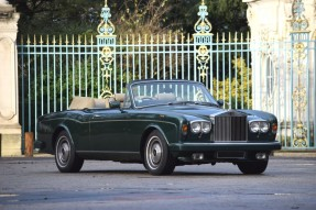 1979 Rolls-Royce Corniche Convertible