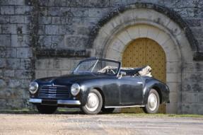 1951 Simca 8 Sport