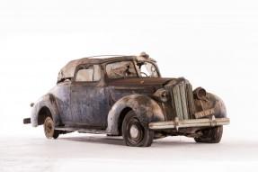 c. 1938 Packard Super Eight