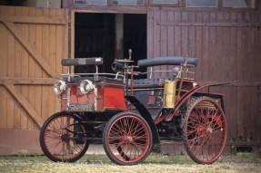 c. 1898 Benz Velocipede