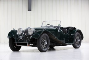 1937 SS Jaguar 100