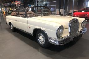 c. 1960 Mercedes-Benz 220 SE Cabriolet