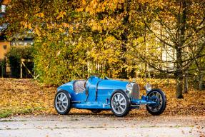 1925 Bugatti Type 39