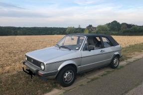 1984 Volkswagen Golf