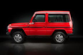 1985 Mercedes-Benz G-Wagen