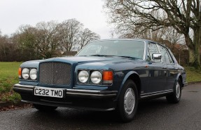 1985 Bentley Turbo