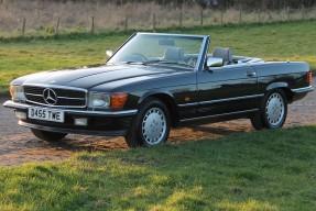 1987 Mercedes-Benz 420 SL