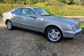 1997 Mercedes-Benz CLK 230