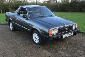 1992 Subaru 284