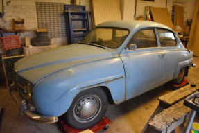 1966 Saab 96