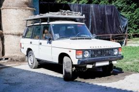 1983 Land Rover Range Rover