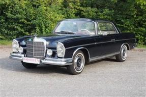 1966 Mercedes-Benz 300 SE Coupe