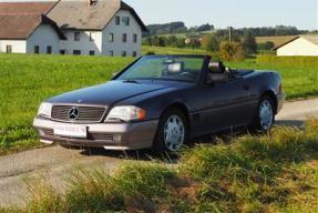 1993 Mercedes-Benz SL 320