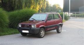 1991 Fiat Panda