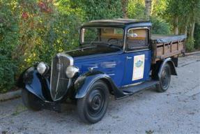 1934 Peugeot 301