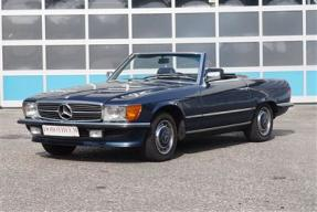 1982 Mercedes-Benz 350 SL