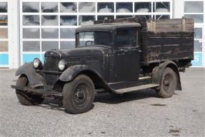 c. 1930 Skoda 430
